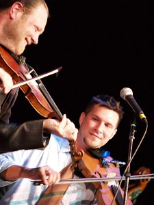 Red Stick Ramblers       Philly Folk Fest 2005