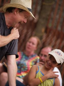 Dave Fry Philly Folk Fest 2005
