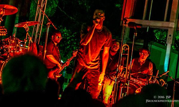 2016 Trombone Shorty Sunshine Music Fest Boca Raton 1/17/16