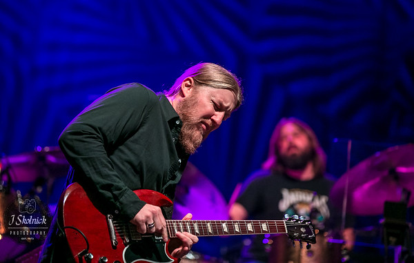 1/14/18 Derek Trucks and Susan Tedeschi at Sunshine Music Fest Boca Raton