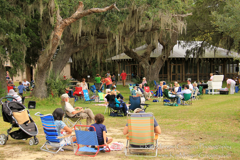 CHARLESTON MUSEUM ANNUAL PICNIC 2015 | DILL SANCTUARY