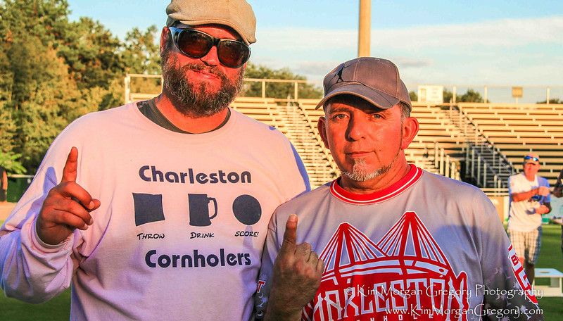 CHUCKTOWN THROWDOWN | Cornhole Challenge 2016