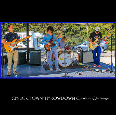 CHUCKTOWN THROWDOWN | Cornhole Challenge 2016