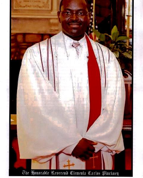 Rev. Clementa Pinckney