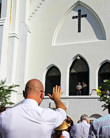 Mother Emmanuel AME Church Sunday Service | Day 4 after the shootings