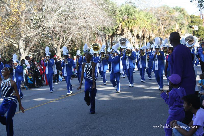 Christmas Parade; Historic Charleston, SC