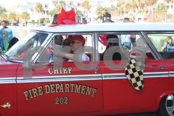 Charleston Christmas Parade Bands and more