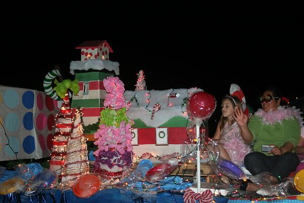 Mt Pleasant SC Christmas Parade