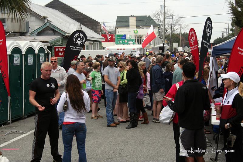 POLAR BEAR PLUNGE Sullivan's Island, SC A fundraiser for SPECIAL OLYMPICS