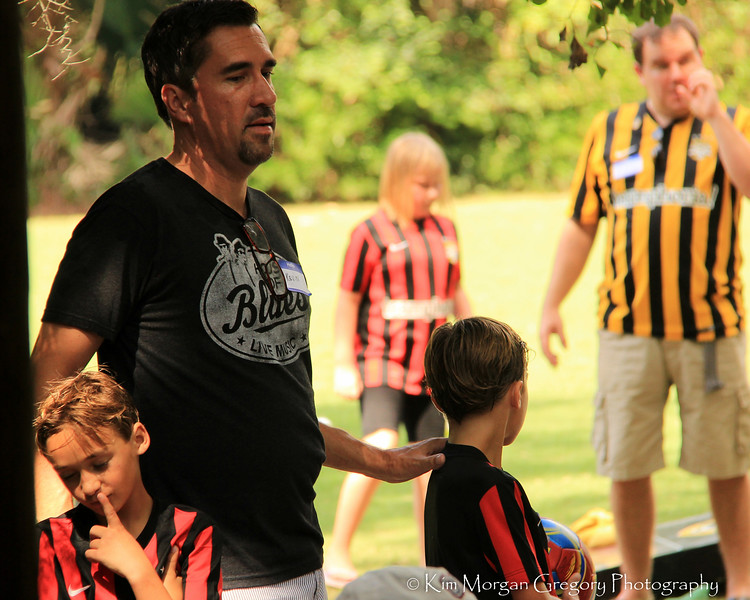 REGIMENT | PLAYER APPRECIATION PICNIC | 2015