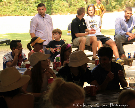 REGIMENT | PLAYER APPRECIATION PICNIC | 2015