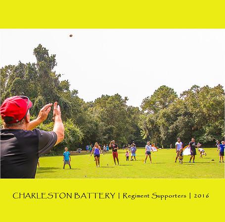 REGIMENT PLAYER APPRECIATION PICNIC | CHARLESTON BATTERY 2016