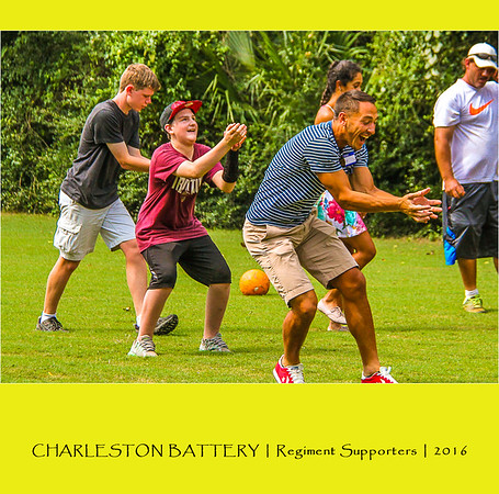 REGIMENT PLAYER APPRECIATION PICNIC | CHARLESTON BATTERY 2016