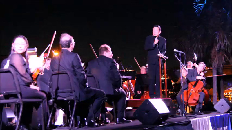 VIDEO | PICCOLO SPOLETO | SUNSET SERENADE