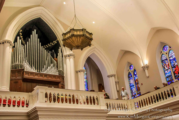 PICCOLO SPOLETO | L'ORGANO RECITAL; Charles Tompkins, Organ and Gregory Tompkins, Violin