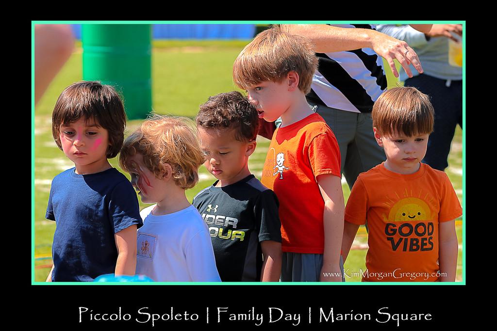 PICCOLO SPOLETO   Family Day Celebration