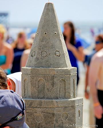 PICCOLO SPOLETO; Sand Building Competition; IOP, SC