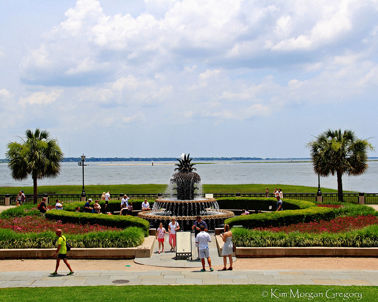 WATERFRONT PARK | CHARLESTON SC