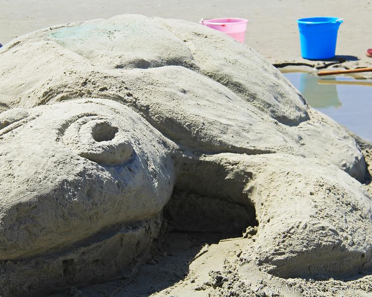 PICCOLO SPOLETO   Sand Sculpting Comtest