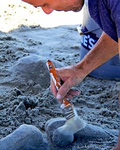 PICCOLO SPOLETO | Sand Sculpting Comtest