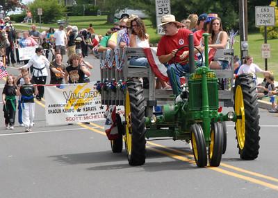 Harleysville Memorial Day Weekend parade