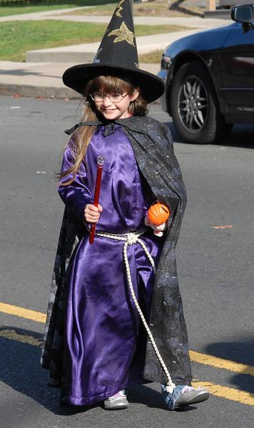 Sellersville Halloween parade