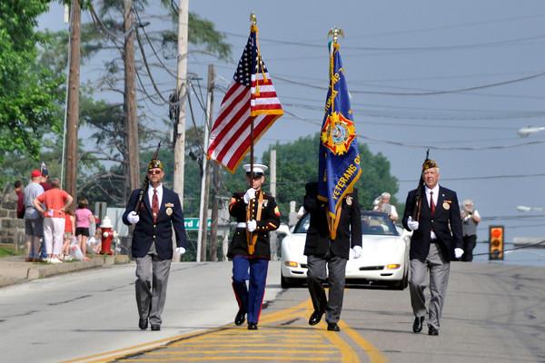 Trappe-Collegeville Memorial Day Parade 5/30/11