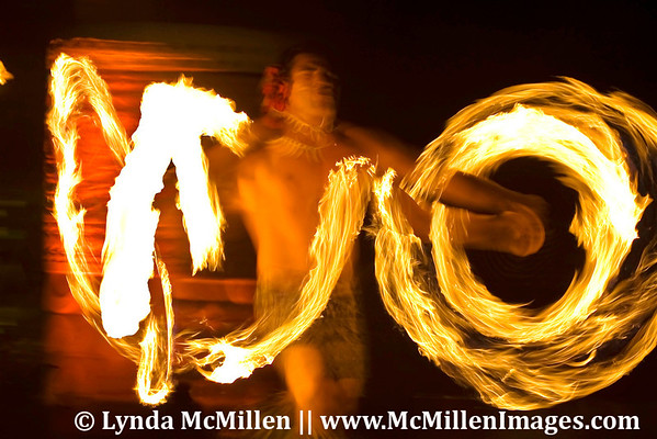 Fire Dancer #2, Hawaii