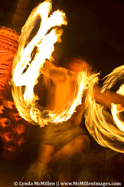 Fire Dancer #3, Hawaii