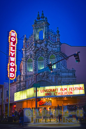 H.P. Lovecraft Film Festival and Cthulhu Con