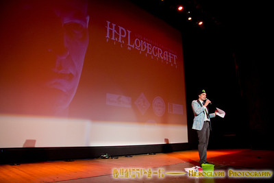 H.P. Lovecraft Film Festival and Cthulhu Con - LA 2013