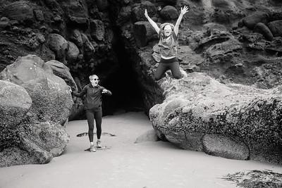 Heceta Head Beach