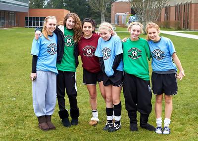 Allie, Gabby, Becca, Maddie, Marissa, Haili