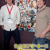 Co-directors Rick Stevenson and Kevin Klar at the screening of 5,000 Day Project