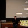 Director Aurora Guerrero the the screening of Mosquita y Mari, with Director of Programming Beth Barrett