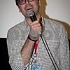 Marc Parees at the screening of his short.