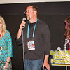 SIFF Uptown Venue Manager Hannah Levin, Director Dan Thornton, Producer Sarah Crowe at the screening of Welcome to Doe Bay