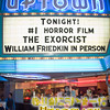 An excited film-goer hoping to meet William Friedkin