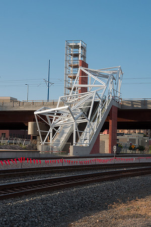 North Temple Viaduct-Stair
