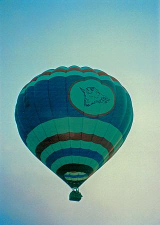 Balloon Ride 1993 Anniversary