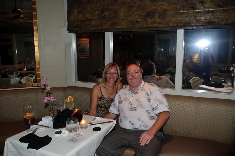 Anniversary 2011 Thistle Lodge