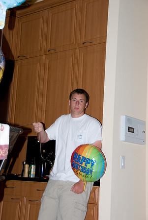 Ben's 18th Birthday