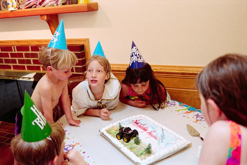 Ben Fourth Birthday 1994