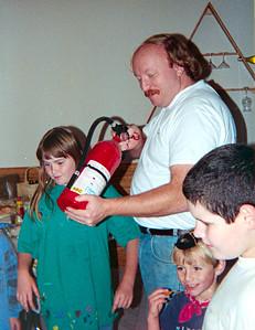 Linwood's 40th Birthday 1995