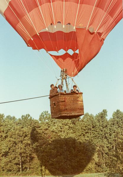 ARA Balloon Ride