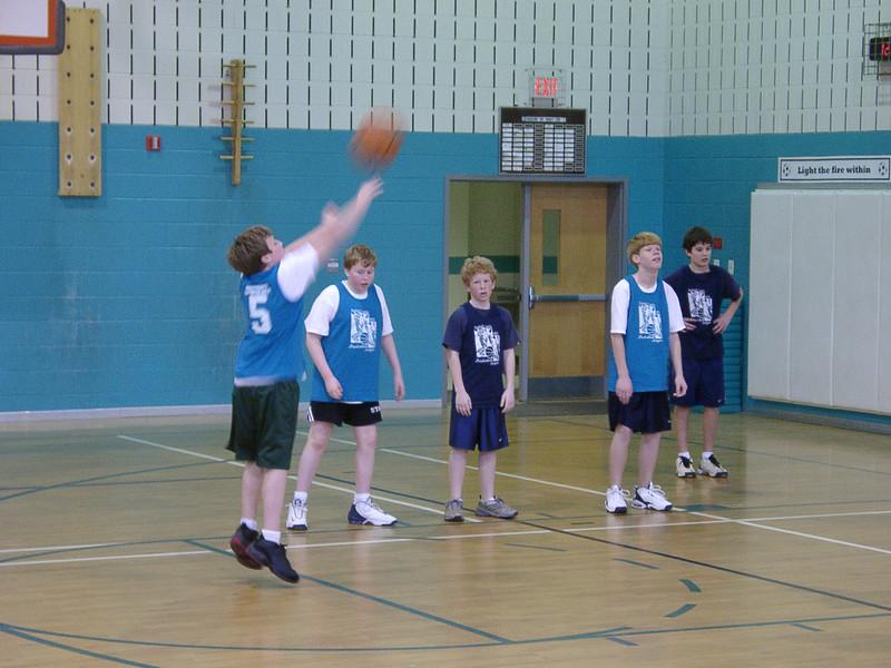 Ben Basketball