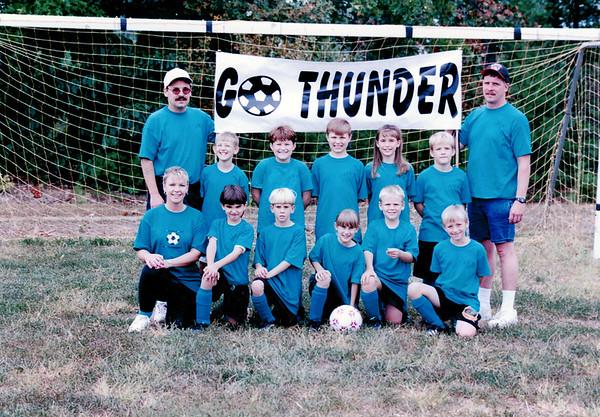 Ben Soccer Thunder Fall 98