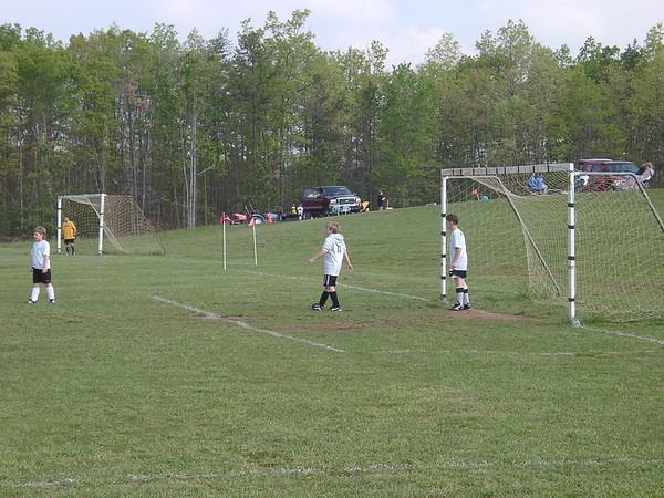 Ben Soccer 4/29/2000