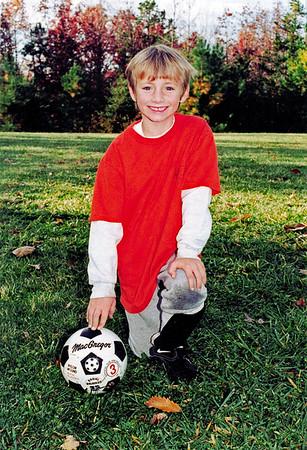 Ben Soccer circa 1996