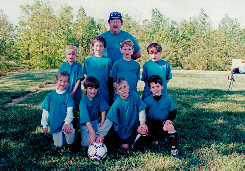 Ben Soccer Dolphins Spring 97
